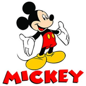 Coloriages Mickey Et Ses Amis Sans Depasser