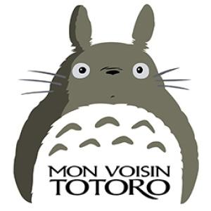 Coloriages Mon Voisin Totoro Sans Dépasser