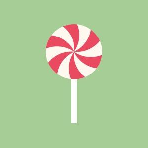 Coloriages Bonbons Et Confiseries Sans Dépasser