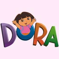 Coloriages Dora l'exploratrice