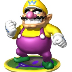 Coloriages Wario